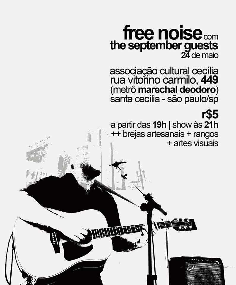 Free Noise com September Guests